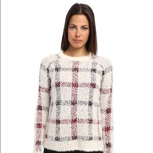 Theory 'Innis P Loryelle' Wood Blend Sweater